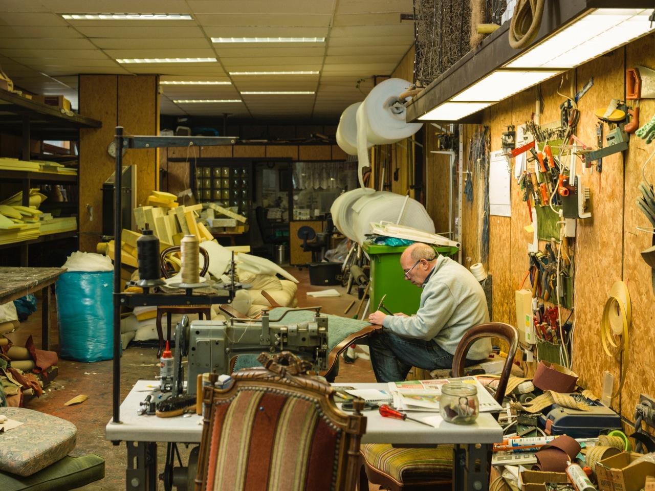 Jansen Meubel Outlet : Jansen meubelstoffeerderij