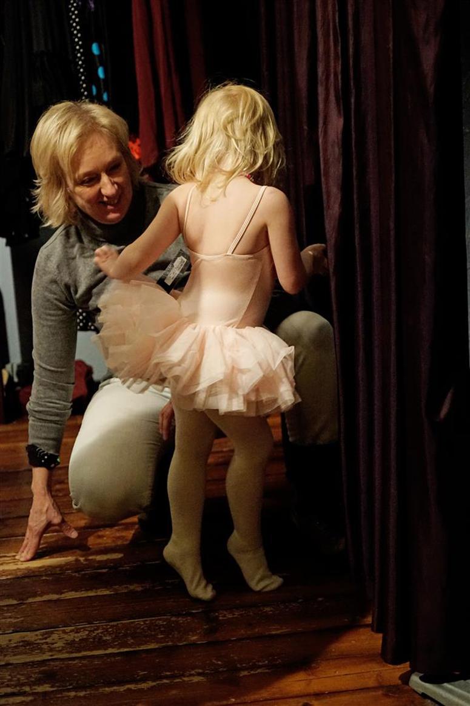 balletmeisje